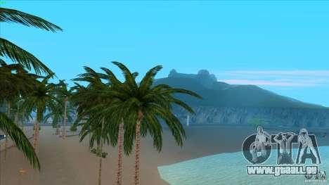 ENBSeries by Allen123 pour GTA San Andreas cinquième écran