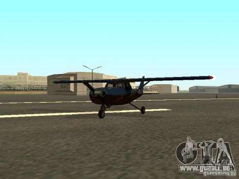 Ein neues Flugzeug-Dodo für GTA San Andreas
