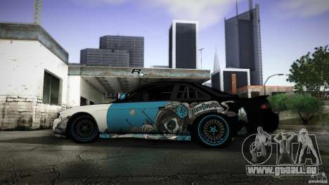 Nissan Silvia S14 NoNgrata pour GTA San Andreas laissé vue