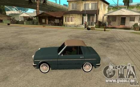 Perenial Coupe für GTA San Andreas linke Ansicht