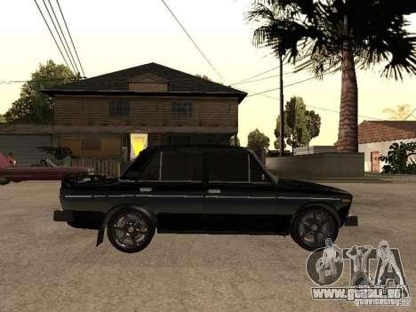 Vaz 21065 pour GTA San Andreas laissé vue