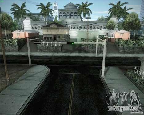 Nouvelles routes autour de San Andreas pour GTA San Andreas cinquième écran