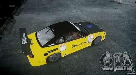 Nissan Silvia S15 v.3.0 für GTA 4 rechte Ansicht