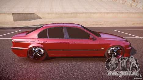 BMW M5 E39 Hamann [Beta] pour GTA 4 est un côté