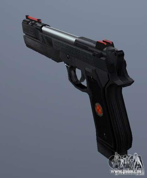 Desert Eagle pour GTA San Andreas cinquième écran