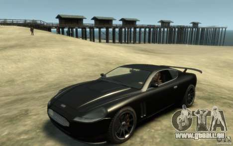 Aston Martin DB9 Super GTR beta pour GTA 4