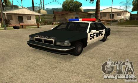 Helle Blinker für GTA San Andreas zweiten Screenshot