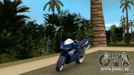 Yamaha YZF R6 2005 für GTA Vice City