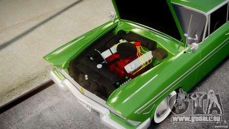 Plymouth Belvedere 1957 v1.0 für GTA 4 rechte Ansicht