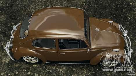Volkswagen Fusca Gran Luxo v2.0 pour GTA 4 est un droit