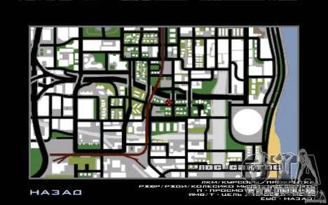 New Bar pour GTA San Andreas huitième écran