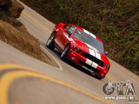 Écrans de chargement dans le style de la Ford Mu pour GTA San Andreas sixième écran