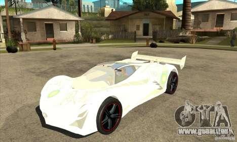 Mazda Furai pour GTA San Andreas