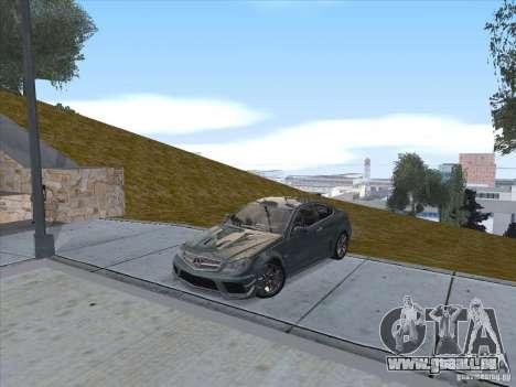 Los Angeles ENB modification Version 1.0 pour GTA San Andreas cinquième écran