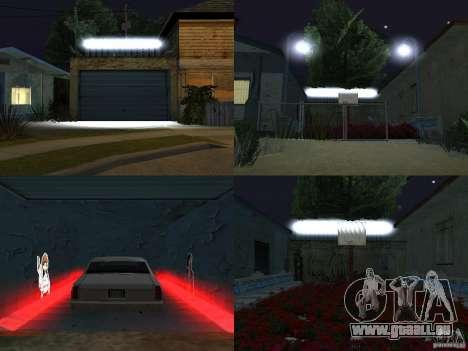 Der neue Grove Street für GTA San Andreas zweiten Screenshot