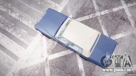 Cadillac Fleetwood Brougham 1985 pour GTA 4 est un côté