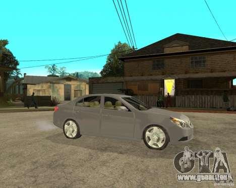 Cheverolet Epica pour GTA San Andreas vue de droite