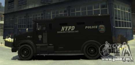 Ultimate NYPD Uniforms mod für GTA 4 dritte Screenshot