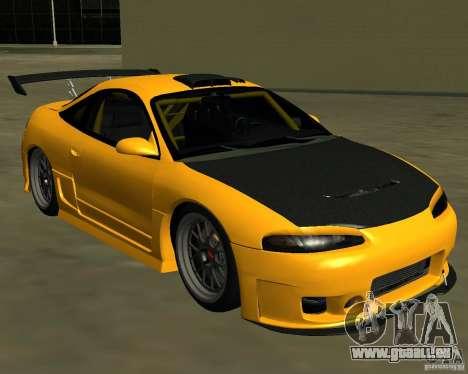 Mitsubushi Eclipse GSX tuning für GTA San Andreas