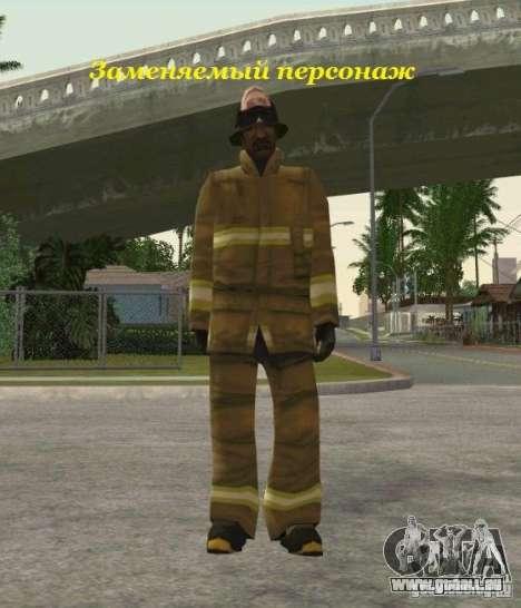 Peaux de S.T.A.L.K.E.R. pour GTA San Andreas cinquième écran