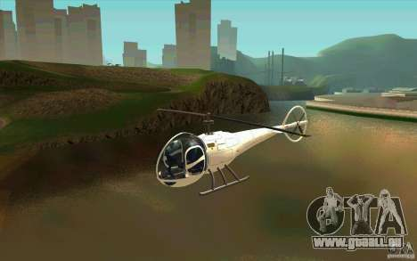Dragonfly - Land Version für GTA San Andreas