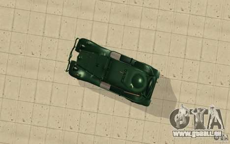 BA-20 pour GTA San Andreas vue de droite