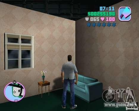 Skins HD pour GTA Vice City cinquième écran