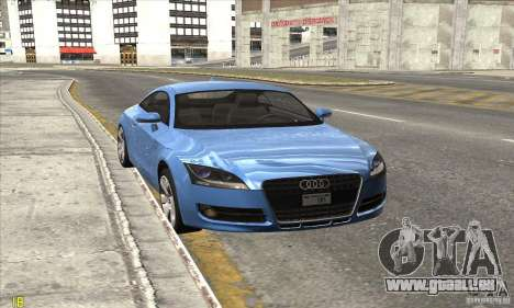 Audi TT 2006 pour GTA San Andreas