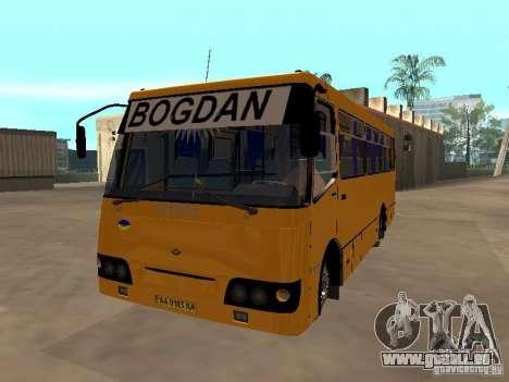 BOGDAN A 09202 pour GTA San Andreas
