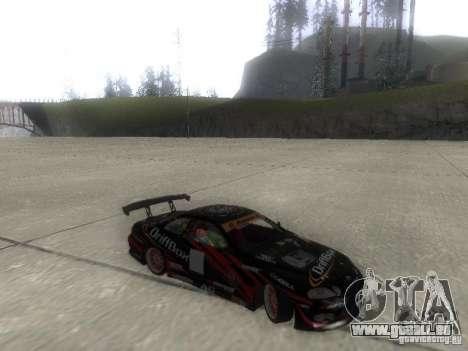 Toyota Soarer JZZ30 für GTA San Andreas rechten Ansicht