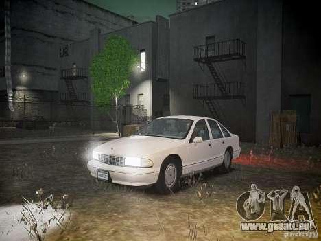 Chevrolet Caprice 1993 Rims 1 für GTA 4