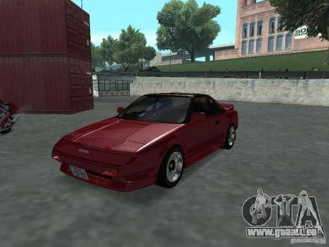 Toyota MR2 für GTA San Andreas