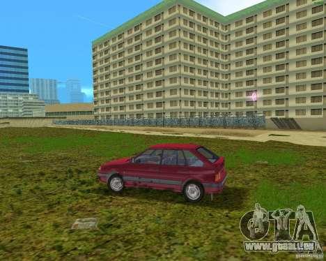 Lada Samara für GTA Vice City linke Ansicht