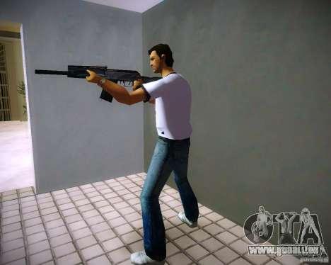 Saiga 12 k für GTA Vice City Screenshot her