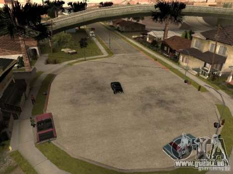 Vaz 21065 pour GTA San Andreas vue de droite