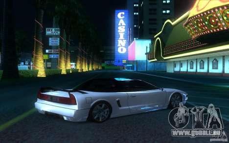 New InFernus für GTA San Andreas linke Ansicht
