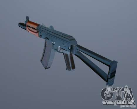 AK-74y für GTA Vice City dritte Screenshot