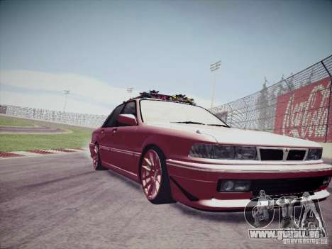 Mitsubishi Galant 1992 JDM für GTA San Andreas