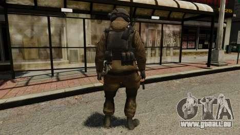 Phoenix Paratroopers für GTA 4 dritte Screenshot