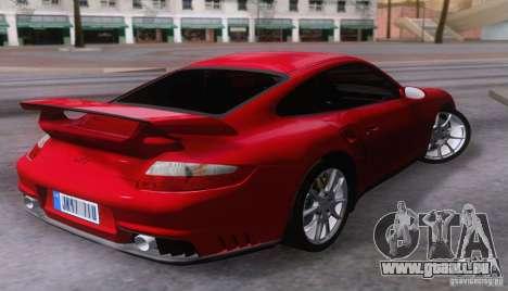 Porsche 911 GT2 für GTA San Andreas rechten Ansicht