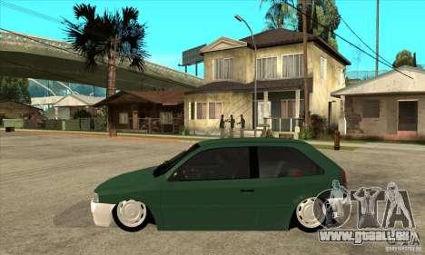 Volkswagen Gol v1 pour GTA San Andreas laissé vue