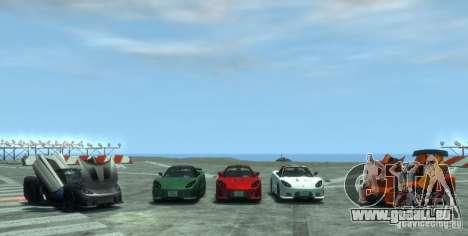 Acura NSX Veilside Fortune v 1.0 für GTA 4 rechte Ansicht