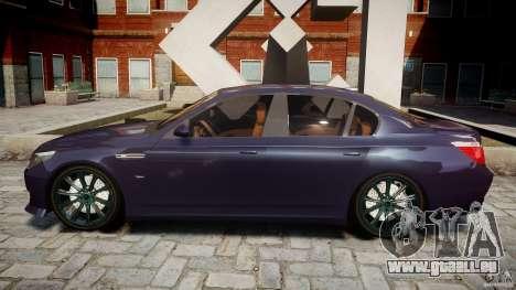 BMW M5 Lumma Tuning [BETA] pour GTA 4 est une gauche