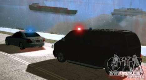 SGU et ELM pour GTA San Andreas deuxième écran