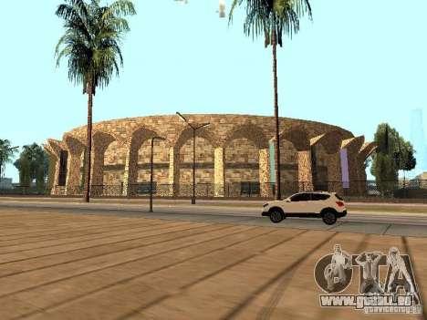 Ein neues Stadion in Los Santos für GTA San Andreas her Screenshot