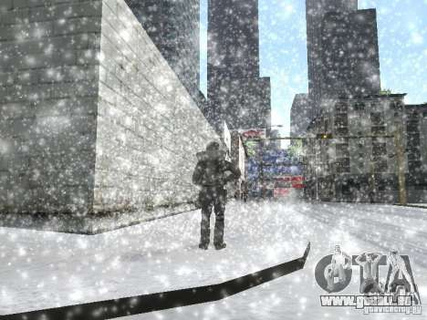 Die Mücke für GTA San Andreas dritten Screenshot