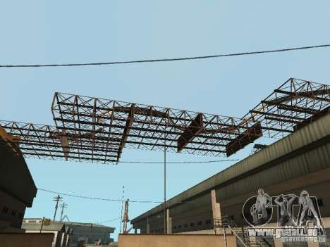Huge MonsterTruck Track pour GTA San Andreas sixième écran