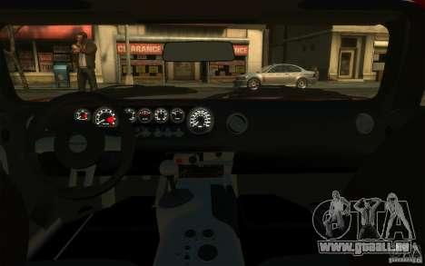 Ford GT für GTA 4 hinten links Ansicht