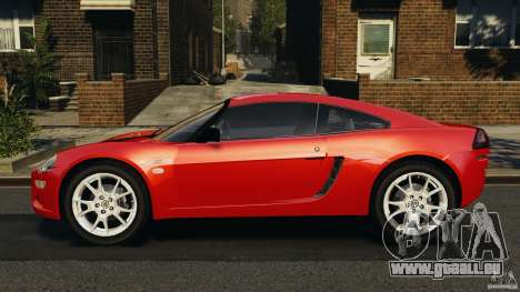 Lotus Europa S für GTA 4 linke Ansicht