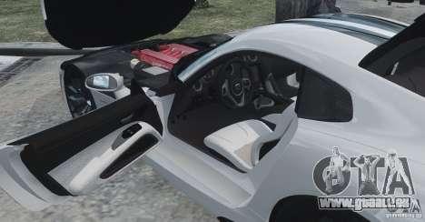 Dodge Viper SRT GTS 2013 pour GTA 4 est un côté